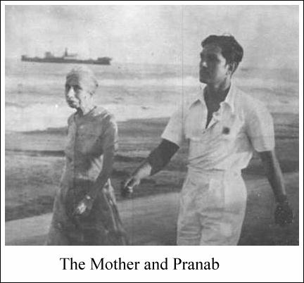 Mother Pranab JPG 23 Kb